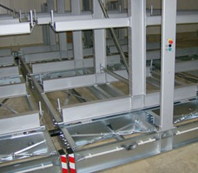 Heavy Duty Cantilever - Cantilever Mobile Bases