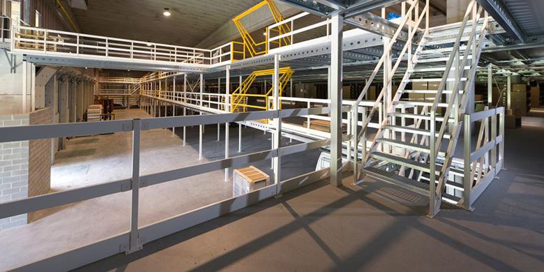 Mezzanine Floor Structures ...