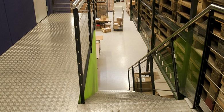 Dexion Mezzanine Floor Structures | Workspace Optimisation